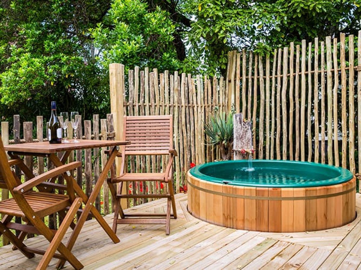 Hot Tub Apartment at Syringa House